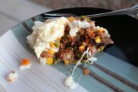 Easy Shepherd's Pie – Foil Packet Recipes