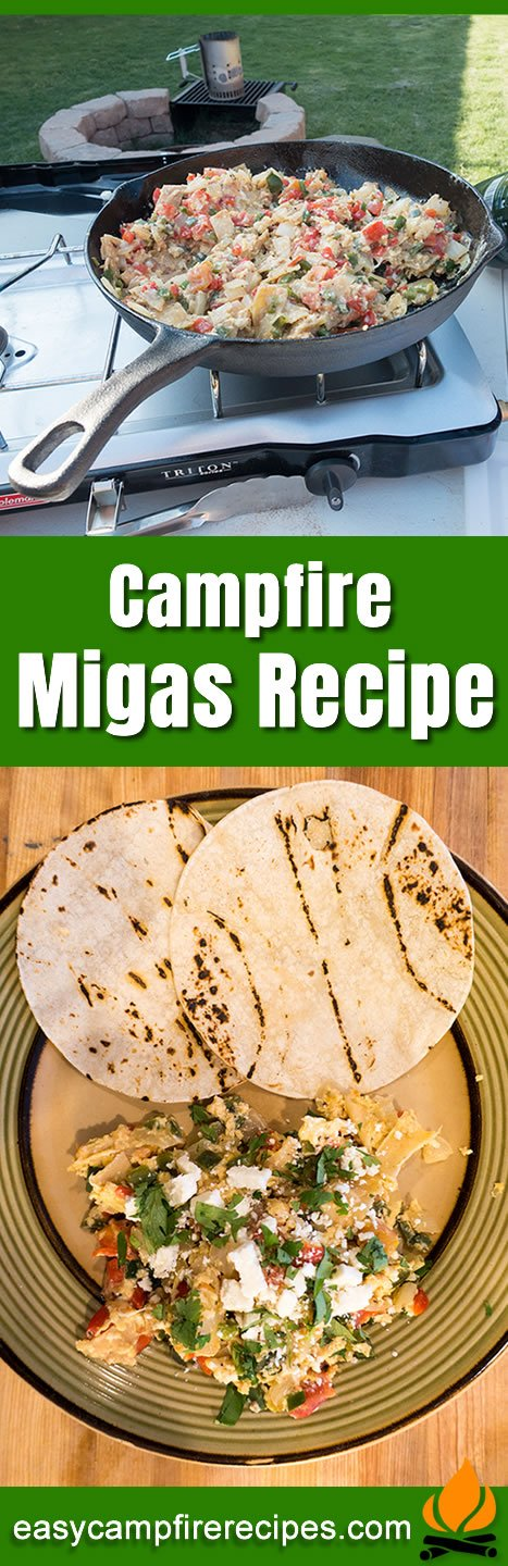 Migas Recipe - Pinterest
