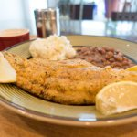 Fried Catfish Fillets