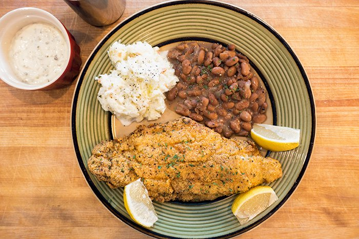 Pan Fried Catfish Recipe