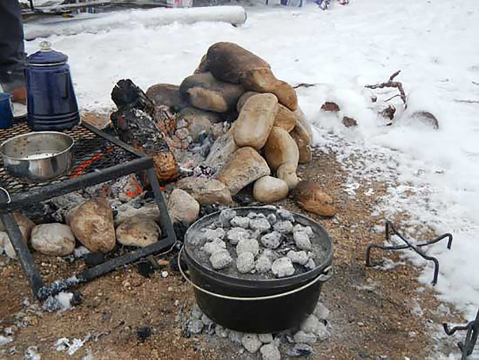 We break down our dutch oven camping recipes to make it easy for you to cook like a pro at the campsite.  Don't eat like a kid when camping.