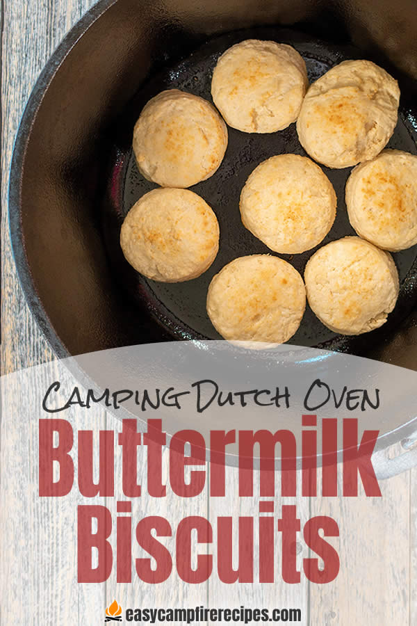 Cooking homemade dutch oven biscuits may seem like pro-level dutch oven cooking, but with a few tips and the right tools, its super-easy.